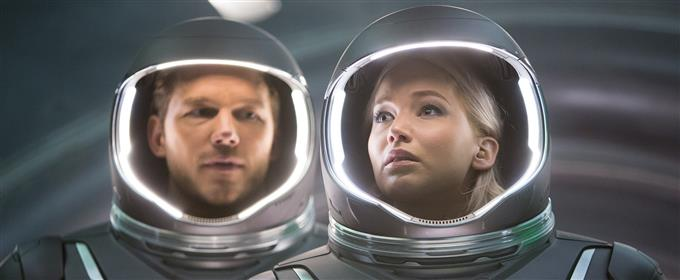 Рецензия на фильм «Пробуждение / Пассажиры» - Двое в космосе