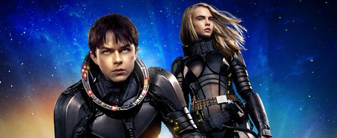 Рецензия на фильм «Валериан и город тысячи планет» - «Аватар» для детей