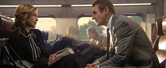 Украинский трейлер «Пассажир» с Лиамом Нисоном
