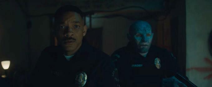 Уилл Смит и Джоэл Эдгертон во втором трейлере «Яркость»
