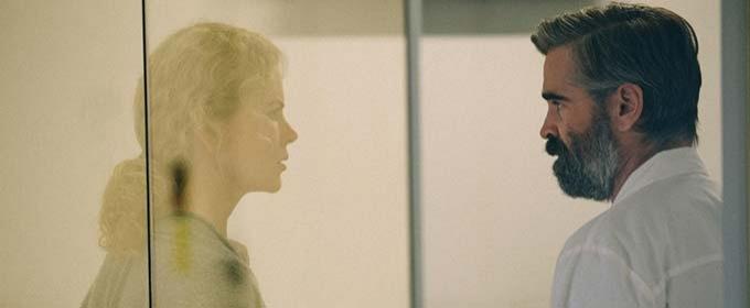 Украинский трейлер триллера «Убийство священного оленя» с Колином Фарреллом и Николь Кидман
