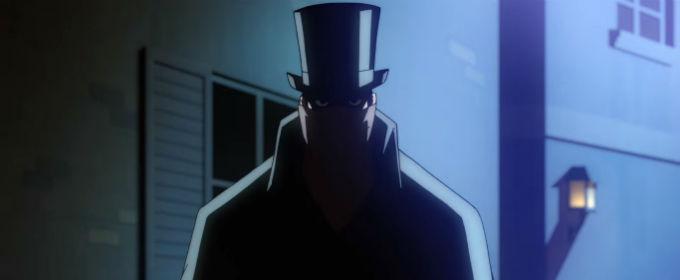 Трейлер мультфильма «Бэтмен: Готэм в газовом свете»