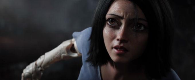 Официальный трейлер «Алита: Боевой ангел»